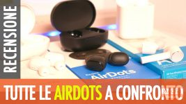 Review Redmi Airdots and compare Xiaomi Airdots Youth and Pro