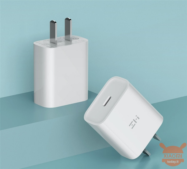 ZMI USB Type-C Cargador de iPhone Lightning rápido