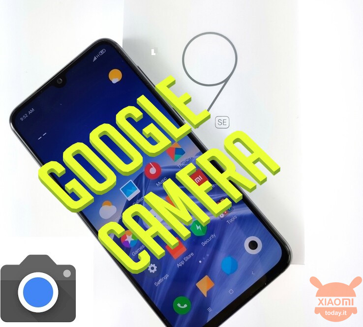 Install the Google Camera on Xiaomi Mi 9 SE without root