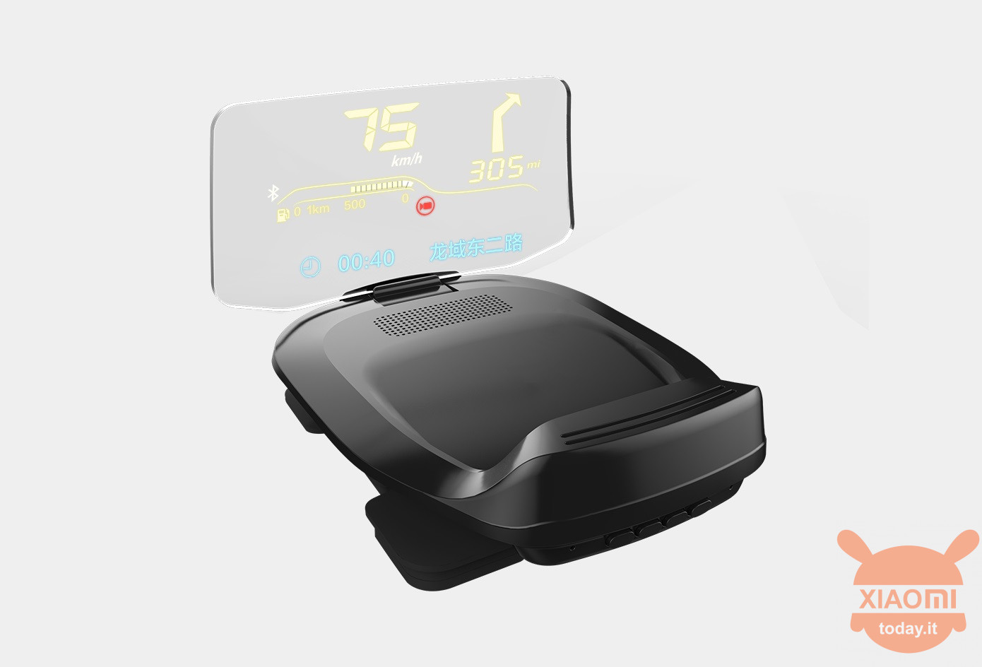 Xiaomi Carrobot HUD Bluetooth