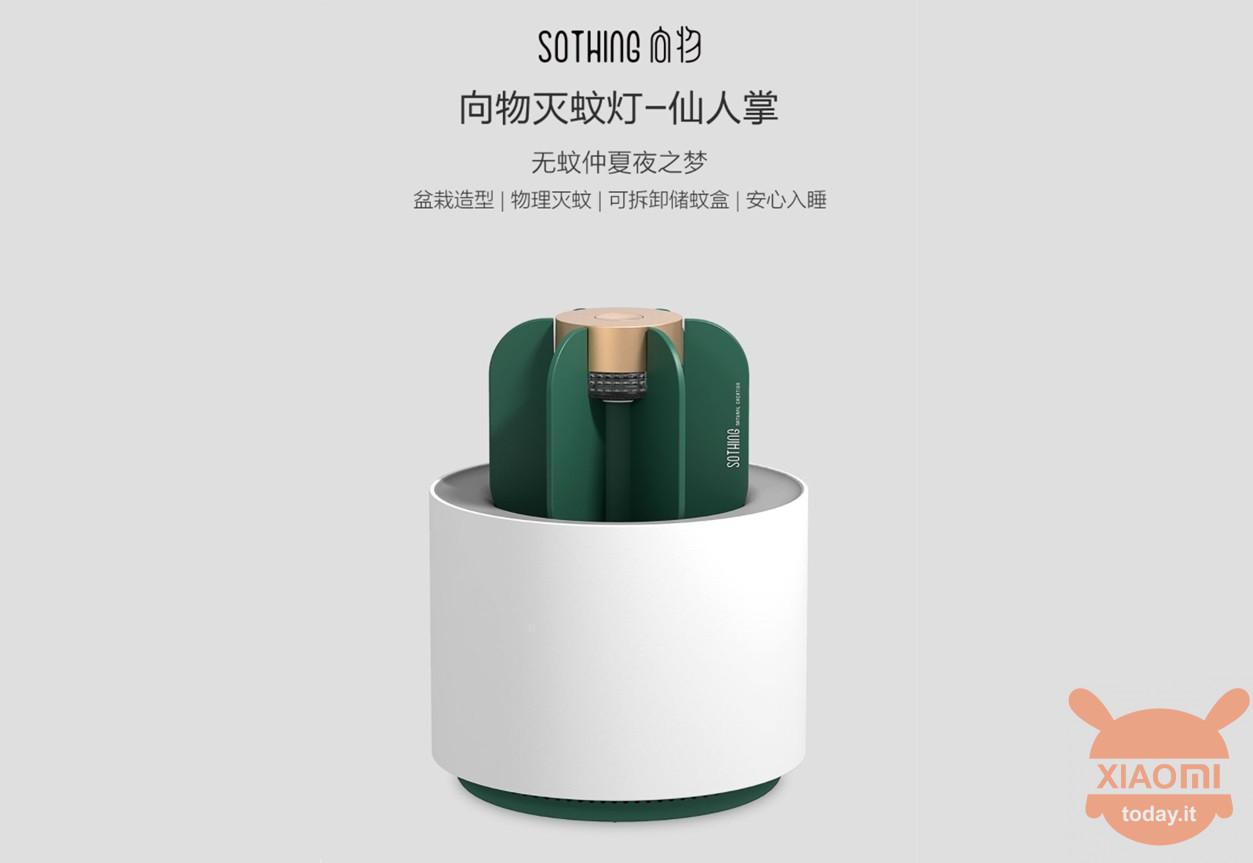 Lampa zabójcza Xiaomi Sothing Cactus Mosquito