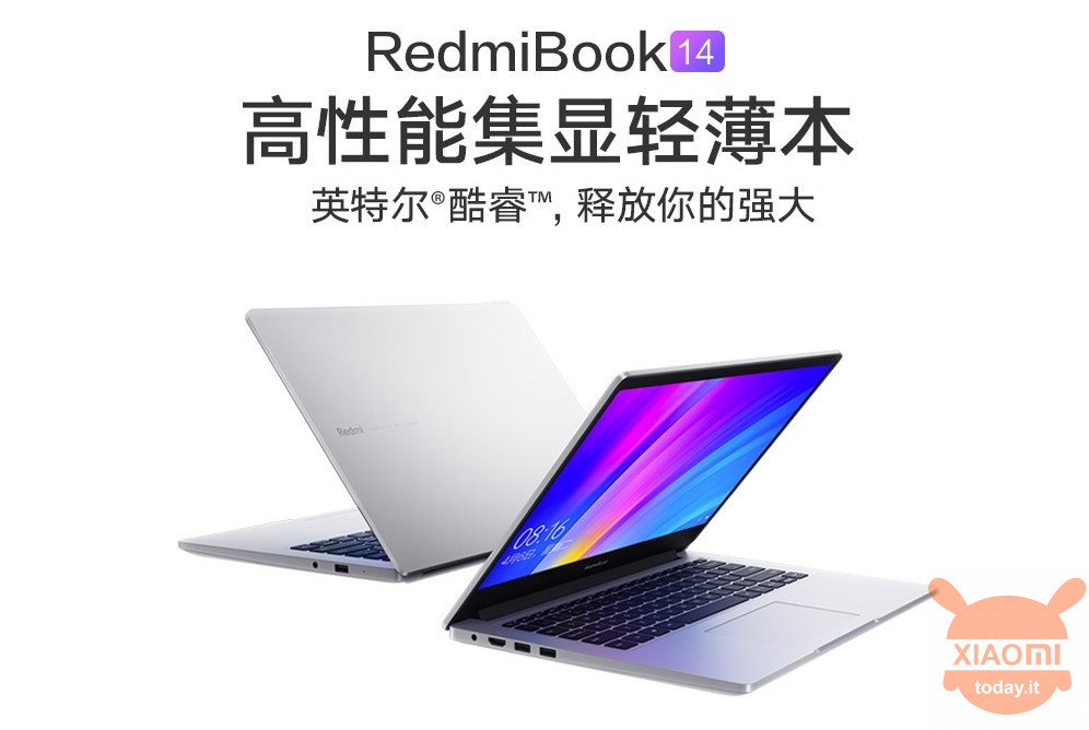 RedmiBook 14 Intel Core i3