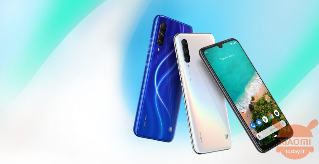 Xiaomi Mi A3 official specifications