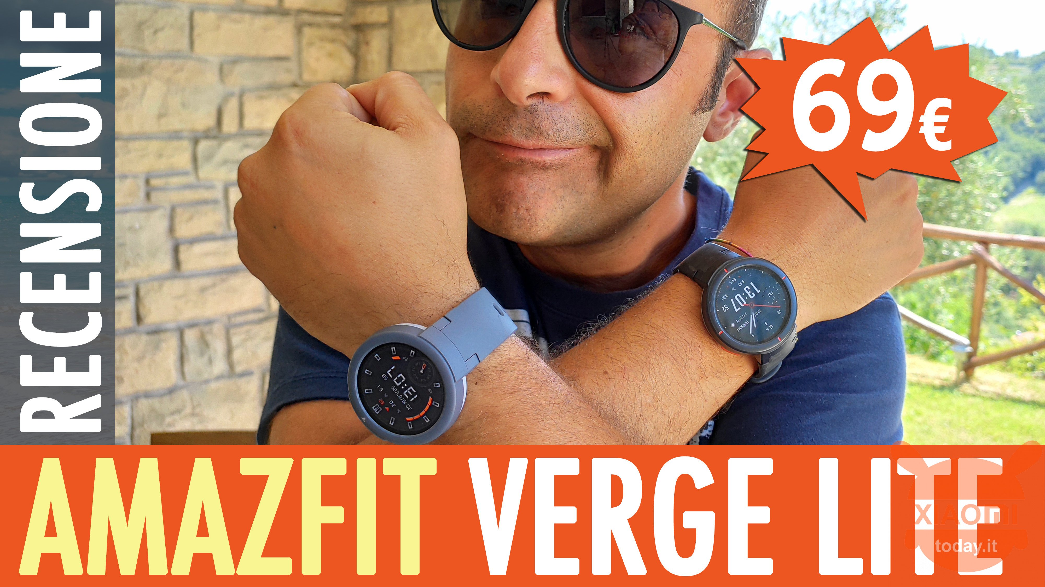 Review Amazfit Verge LITE
