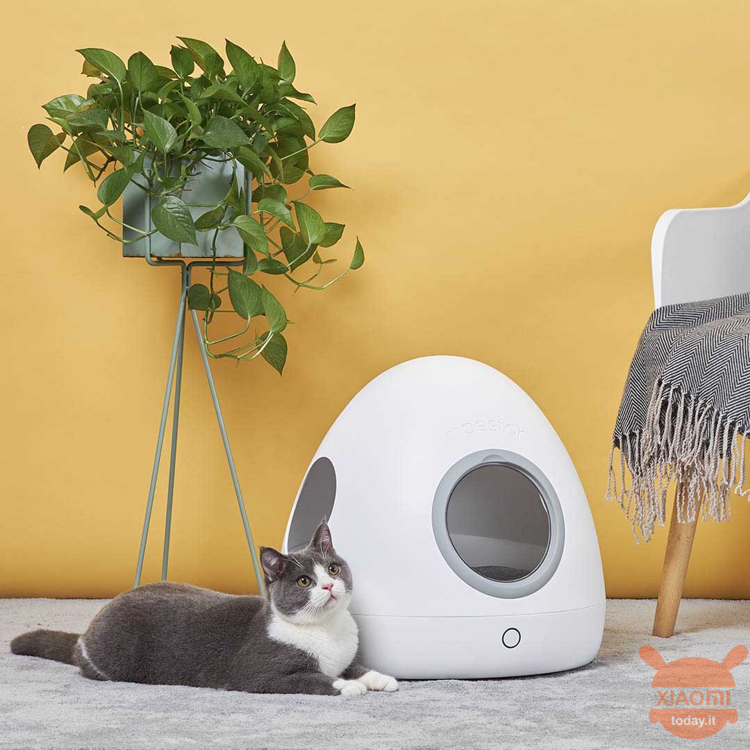 Xiaomi Moestar Spaceship: The smart kennel for dogs and cats