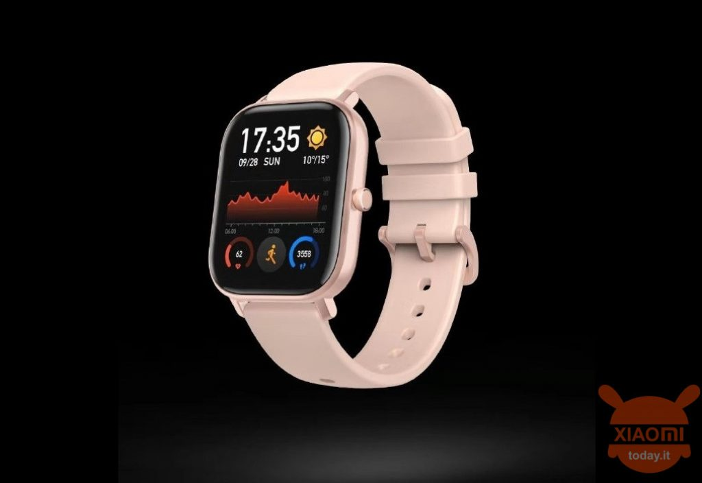 Huami Amazfit Bip Apple वॉच