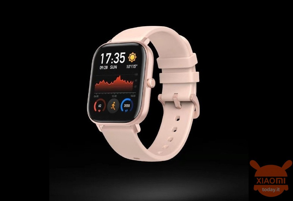 Huami Amazfit Bip Apple Watch