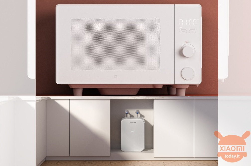Xiaomi Mijia Smart Microwave Oven Chanitex water softener