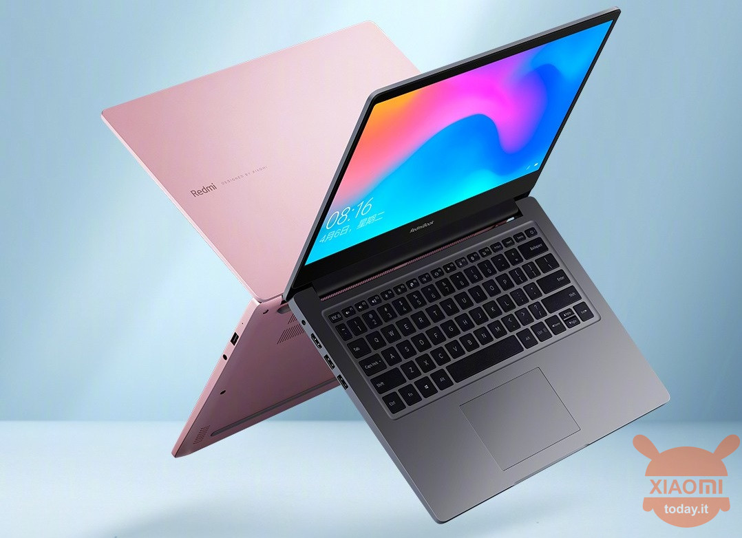 RedmiBook 14 Enhanced Edition spécifications
