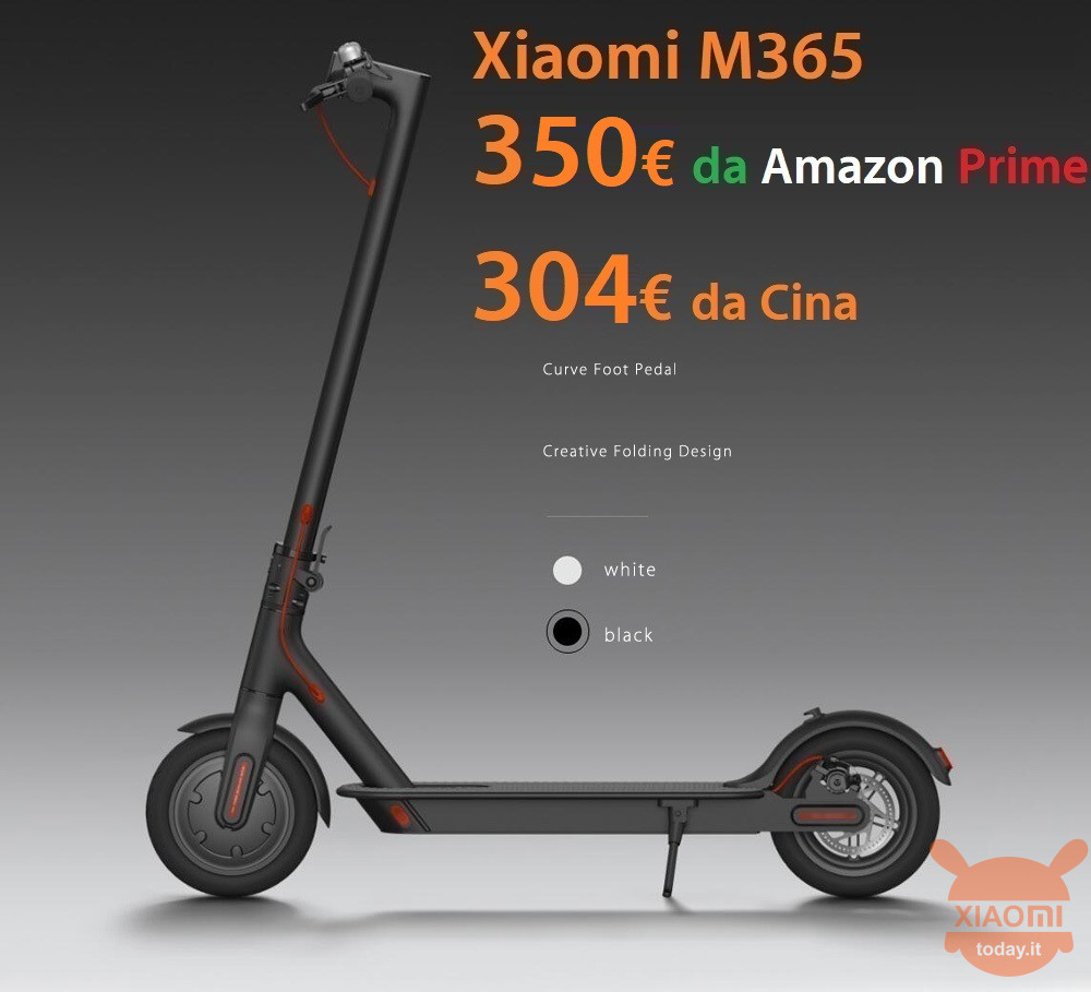 M365 SCOOTER M365 350 από την Κίνα