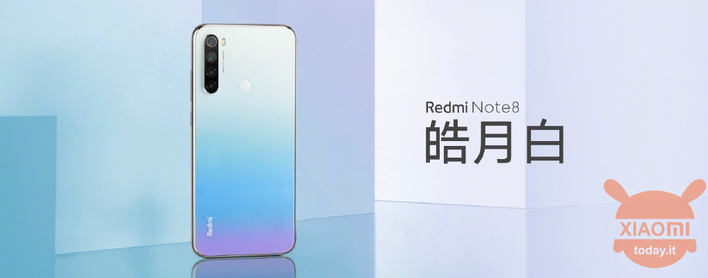 Redmi Note specifiek 8