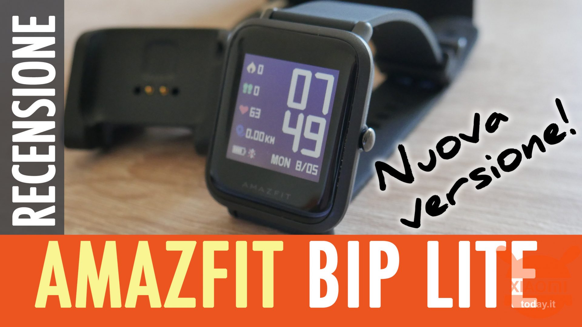 Review AmazFit Bip LITE