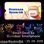 Redmi 8A will be presented in India on September 25