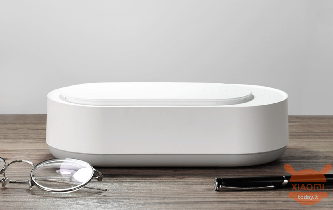 Xiaomi EraClean Ultrasonic Cleaner adesso in crowdfunding