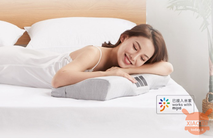 Xiaomi JSEIF Smart Pillow Almohada inteligente