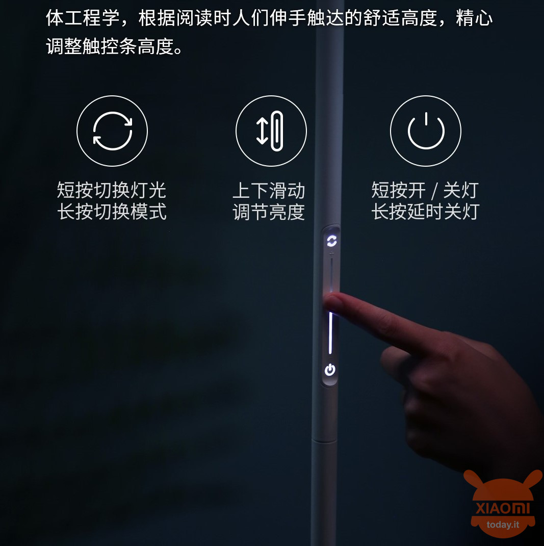 Xiaomi Yeelight Star Intelligent Floor Lamp