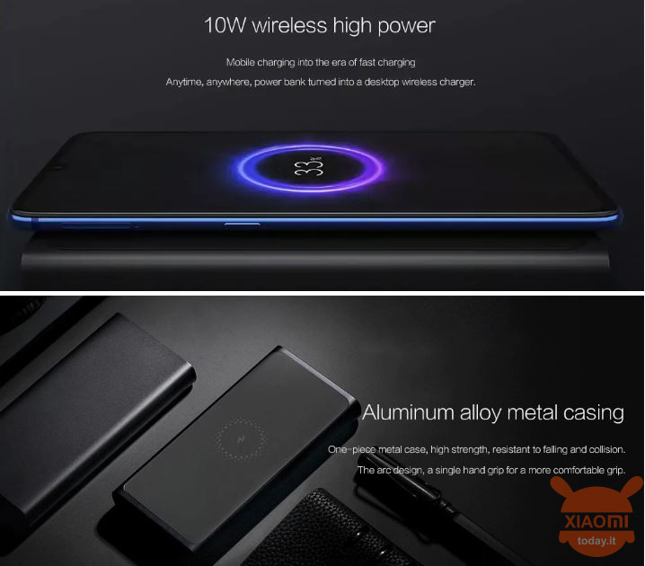 power bank wireless