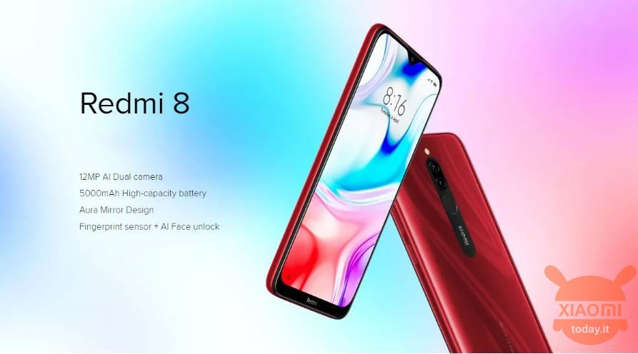 redmi 8 new