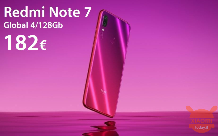 redmi note 7 red 182