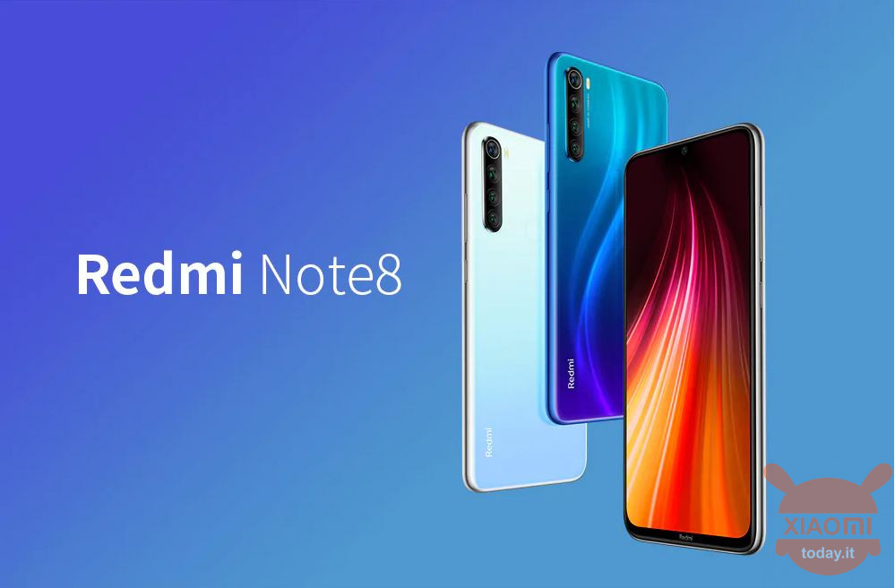 redmi notering 8
