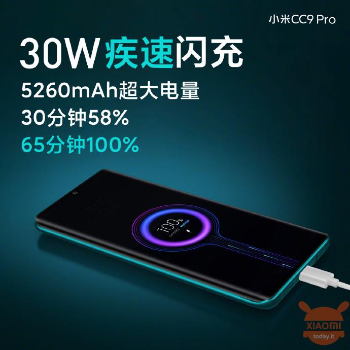 مسؤول Xiaomi CC9 Pro