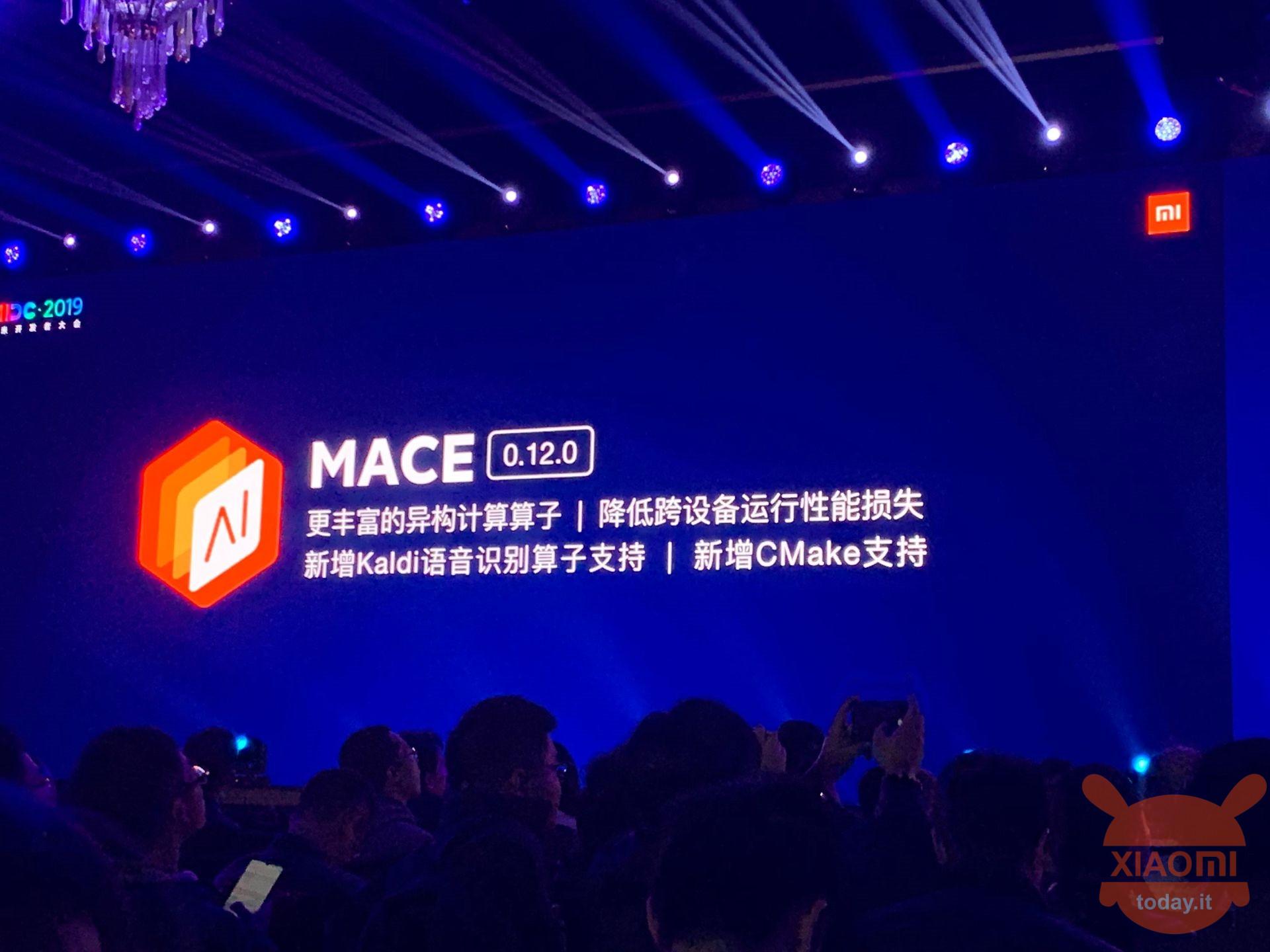 Xiaomi MACE 0.12.0