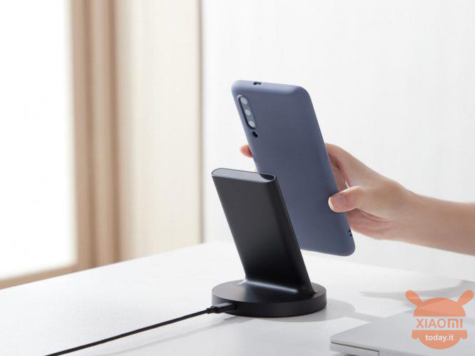 Xiaomi Vertical Wireless Charger 20W
