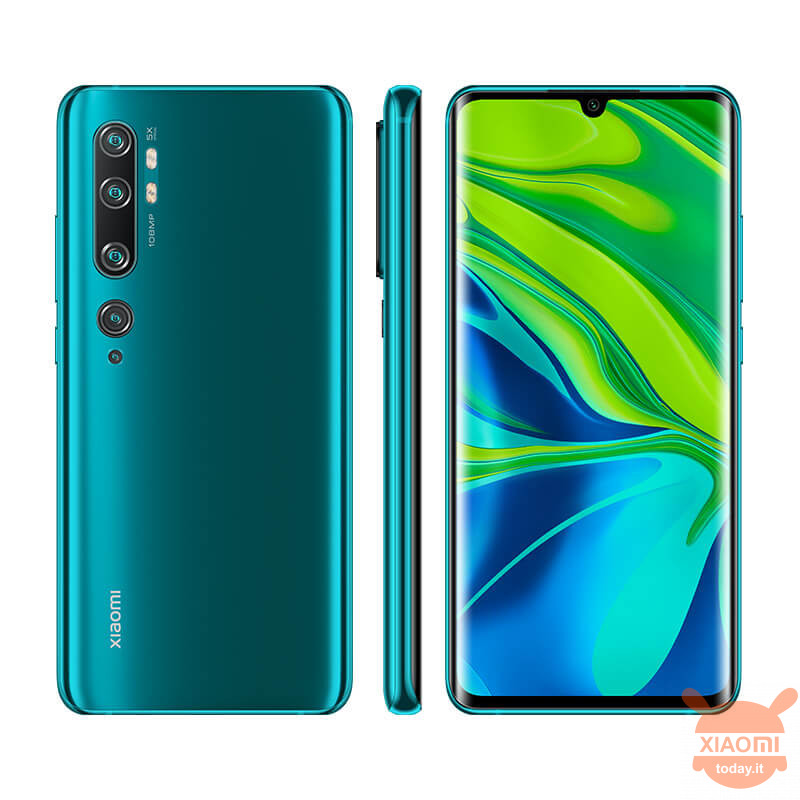 Xiaomi Mi Note 10 Global is officieel: specificaties en prijzen