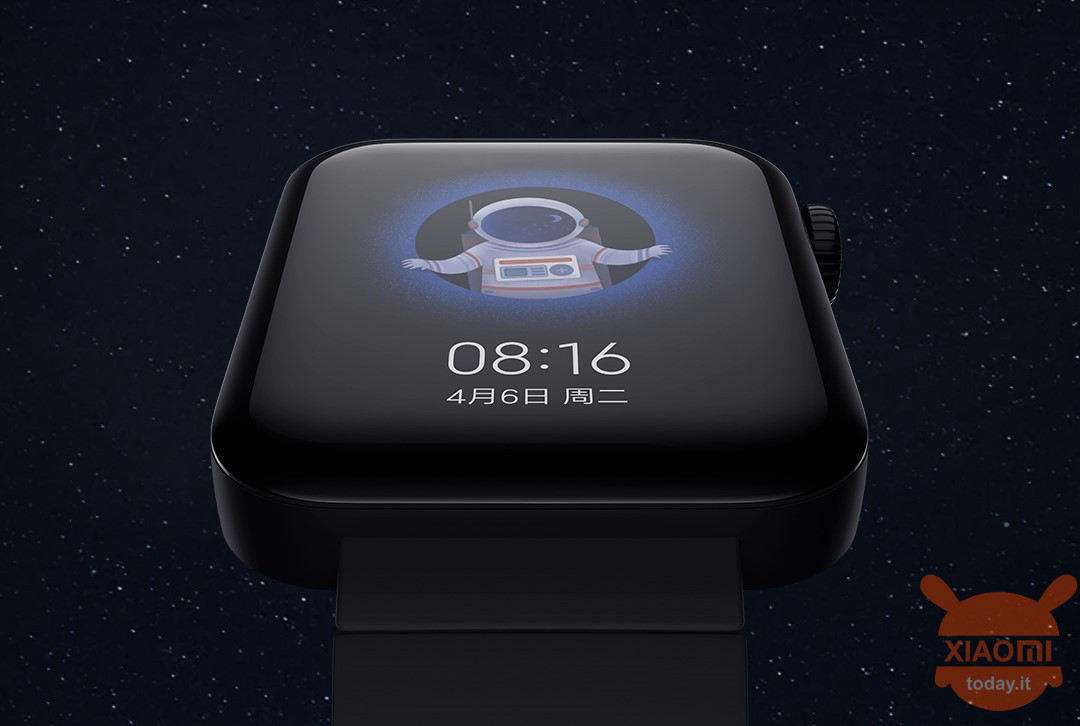 Xiaomi Mi Watch OTA अपडेट Xiaomi Mi Watch Global