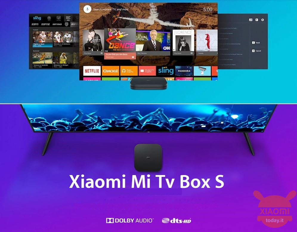 Ik tv box s