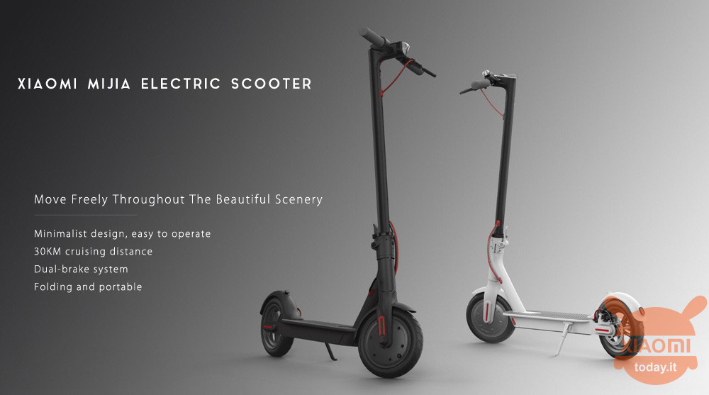 scooter m365