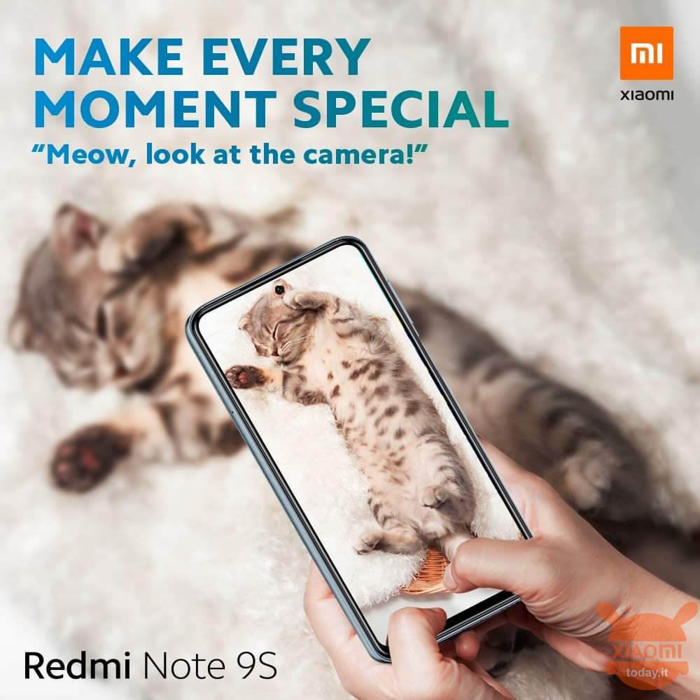 Redmi Notes 9S