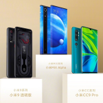 Mi Mix Alpha și Mi Note 10 câștigă prestigiosul Red Dot Design 2020