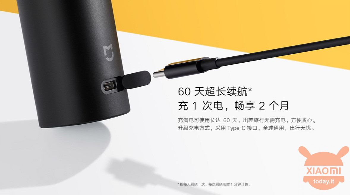 Xiaomi Mijia Electric Shaver S300