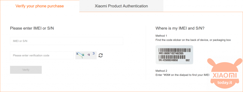 how to recognize fake xiaomi product