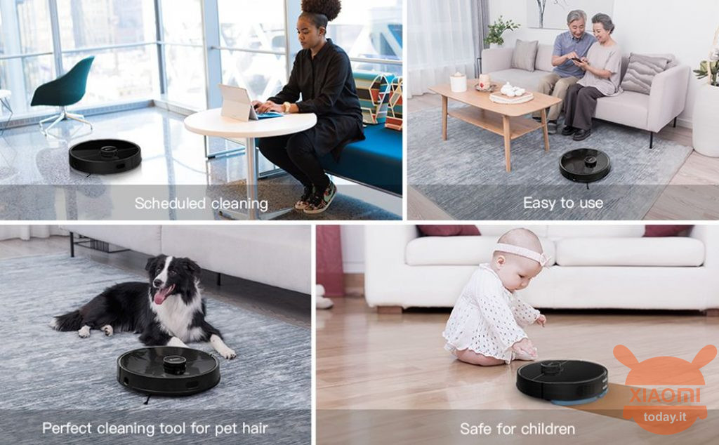 360 s7 pro robot vacuum cleaner and scrubber dryer