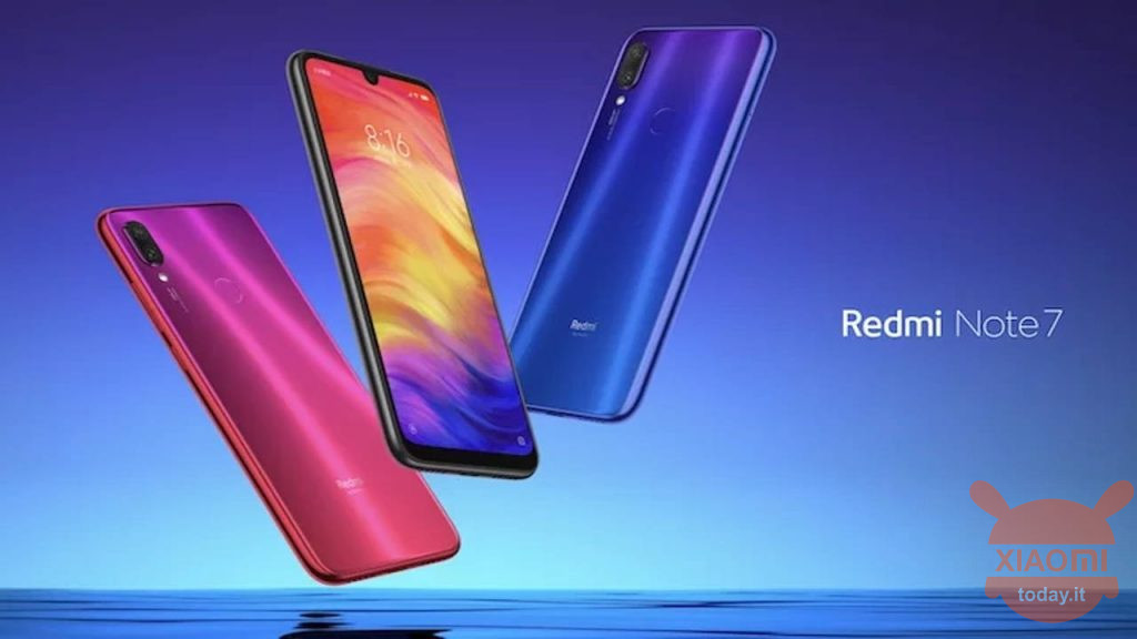 redmi note 7 reçoit android 10