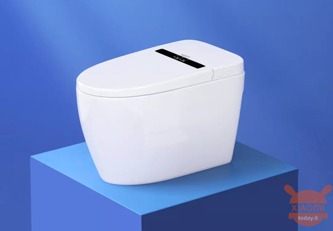 Small Whale Wash Smart Toilet