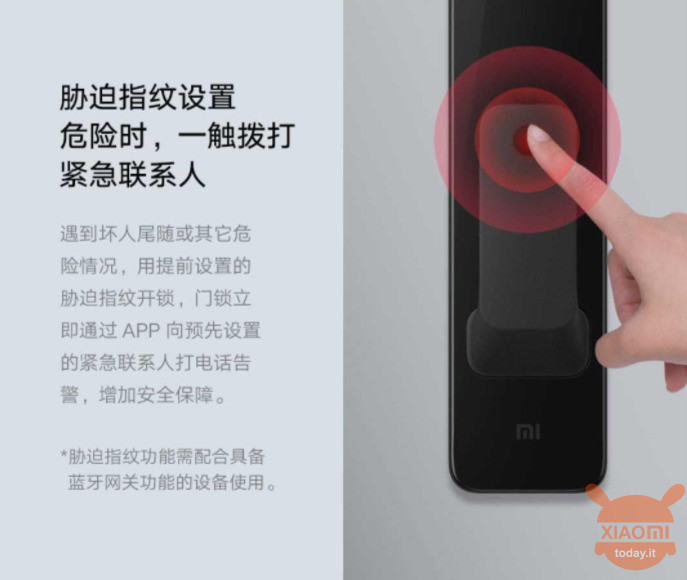 Xiaomi自動スマートロック