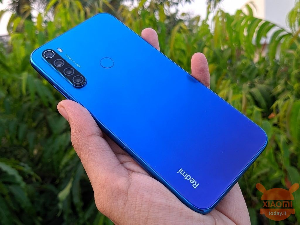 Redmi Note 8 also receives MIUI 12 Stable and Android 10 | Download link