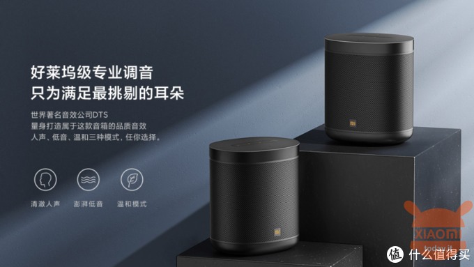 Xiaomi XiaoAI Speaker Art Battery Edition