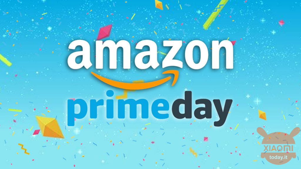 Oferty Amazon Primeday Xiaomi