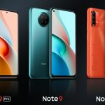 Redmi Note 9 4G, Note 9 en Note 9 Pro officieel in China: tot Snapdragon 750G en 108MP-sensor