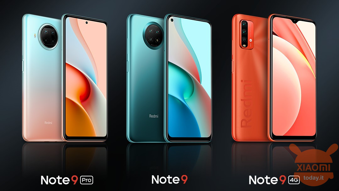 Redmi Note 9 Pro Chiny Redmi Note 9 4G 5G Pro