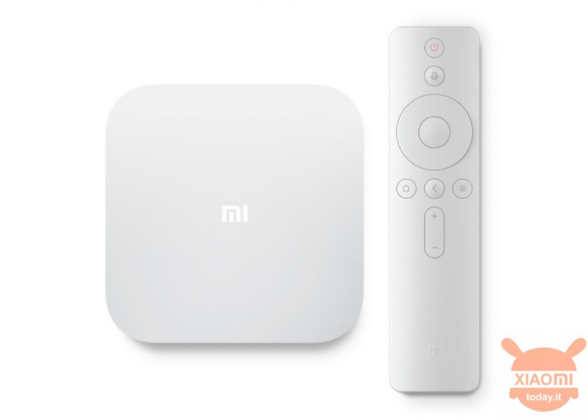 Xiaomi Mi Box 4S Pro presented: 8K video support and HDMI 2.1 interface at  399 yuan (50 €)