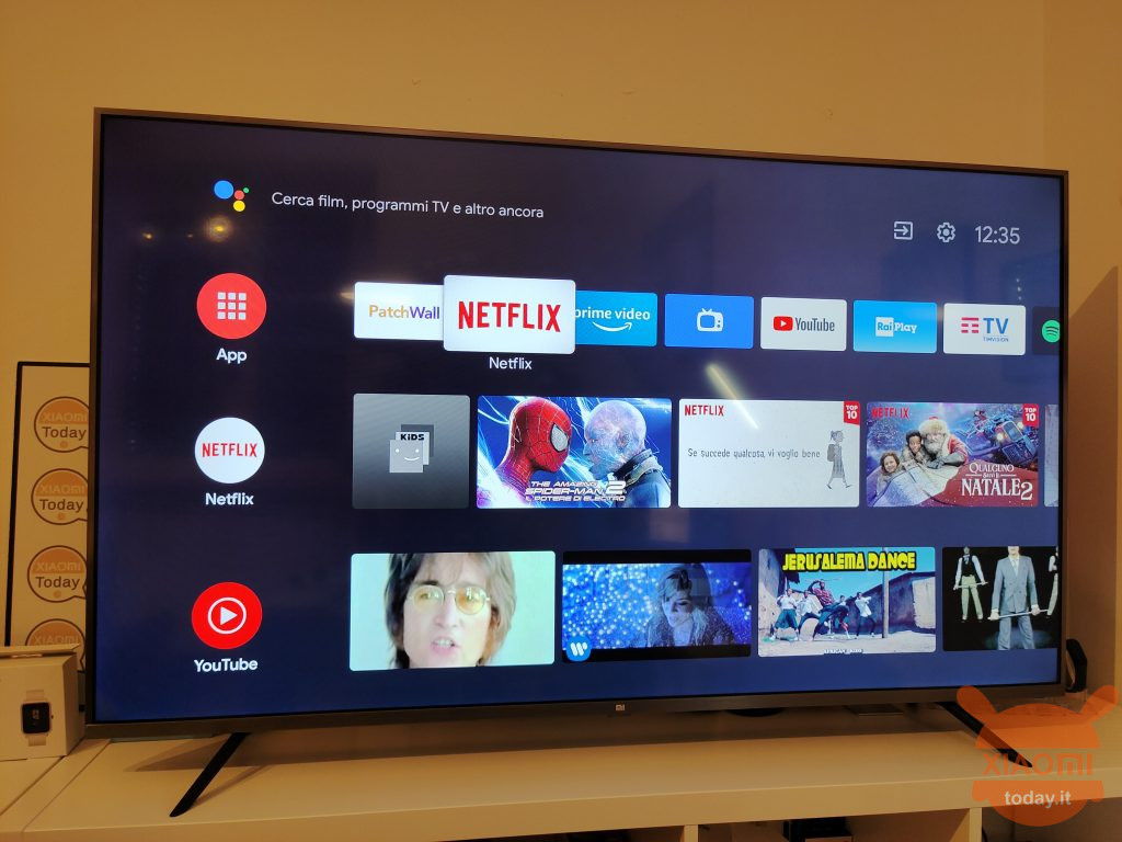 Xiaomi Mi Tv 4S 55-inch Android-tv