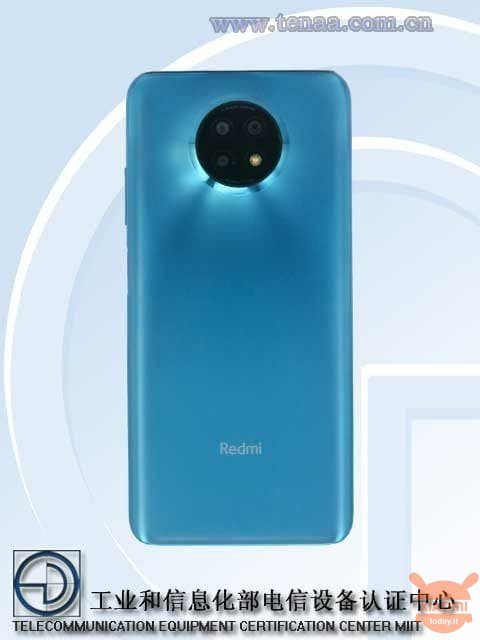 Redmi Note 9 5 г