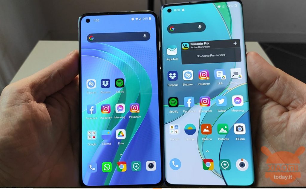 OnePlus 8 Pro or 8T