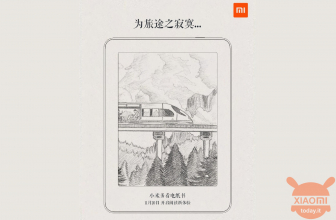 Xiaomi: The first eBook Reader of the brand coming 20 November day