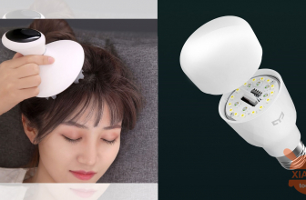 Xiaomi MINI Head Massager och Yeelight LED-lampa 1S YLDP13YL presenterad